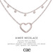 Cae :: Aimee :: Necklace [bagged]