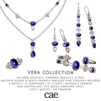 Cae :: Vera :: Collection [bagged]