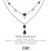 Cae :: Vera :: Necklace [bagged]