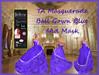 TA Masquerade Ball Gown Blue
