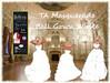 TA Masquerade Ball Gown White