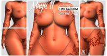 [Suicidal Thots] Maya II Henna