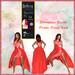 TA Blushing Prom Dress Red