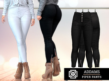Addams - Piper - Leather Pants #30