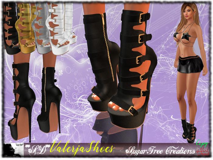 **SD** Valerja Shoes v1.0