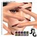 ::SG:: Rita Bento Mesh Nails -UP