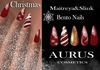 A U R U S - Christmas Bento Nails -Maitreya & Slink