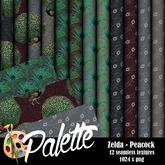 Palette - Zelda Peacock