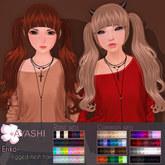 [^.^Ayashi^.^] Eriko hair-Pastel set RARE