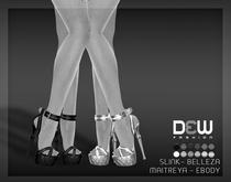 """""""DEW"""" Zig Heels demo"""