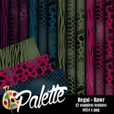 Palette - Regal Rawr