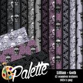 Palette - Lillian Goth