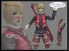 Avatar Shulk Xenoblade Chronicles (100% mesh, Bento)