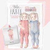 Bebe Youth Josie Jumper Dotty Pink -  WEAR to unpack