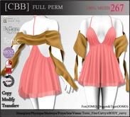CBB-267 Full Perm Shawl