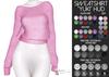 "Amataria - Sweatshirt ""Yuki"" - pink"