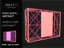 Event Booth -  ABSTRACT