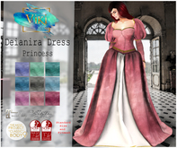 .Viki. Deianira Dress - Princess
