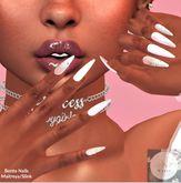 Rose Water -Princess Nails