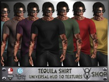 +DEMO+V8 SHOP+ TEQUILA SHIRT UNIVERSAL HUD 10 TEXTURES
