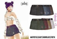 [Aleutia] Neumi Skirt - FATPACK