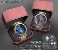 [Since1975] Geo Watch & HUD
