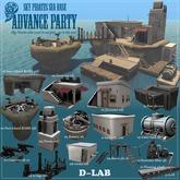D-LAB SP-SB Advance party (FULL SET)