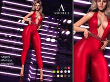 AdoreZ-Katia Jumpsuit Hud Color