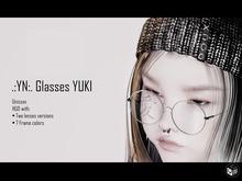 .:YN:. Glasses Yuki