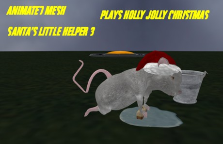 Santas little helper 3