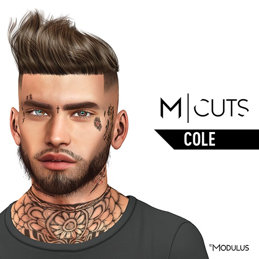 Modulus - Cole Hair Free Gift - FatPack