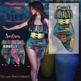 I.M.C. Salsa Dress 1