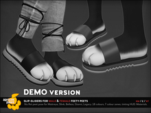 Apricot Paws: Slip-Sliders for Feety Peets: DEMO