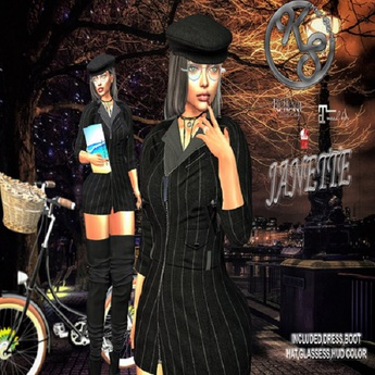 JANETTE OUTFIT