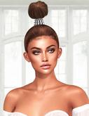 FULL PERM Sirengraph - Amanda fitted bun+ COLOR HUD + DAE FILES