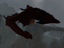 I-Monster's European Dragon - Air Dash Skill