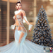 ::TD:: Serenity Gown with Appliers ~ Azul
