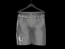 """TD"" NHA DOA Sport Shorts Silver"