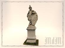 NOVEMBER GIFT - Garden Statue of Roman God Mars