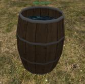 DFS Water 50 Barrel Rez