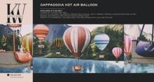 KraftWork Cappadocia Hot Air Balloon PG (Add Me)