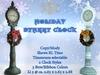 .: RatzCatz :. Holiday Street Clock I