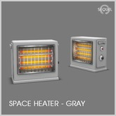Sequel - Space Heater - Gray