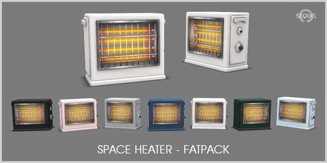 Sequel - Space Heater - Fatpack