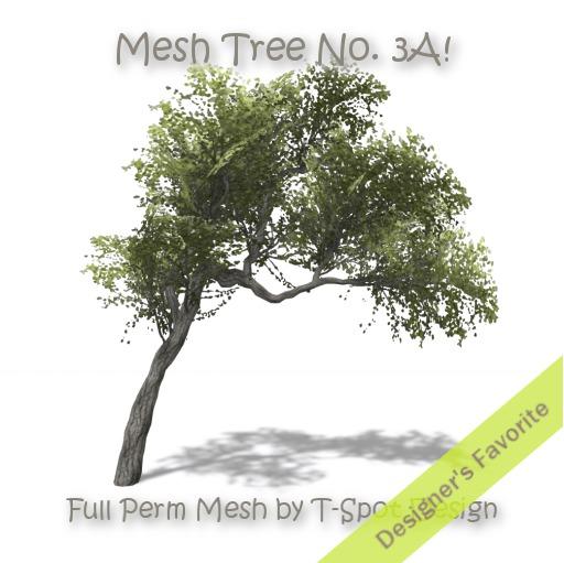 T-Spot Mesh Tree No. 3A - Full Perm - LI=3