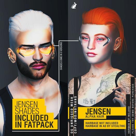 lock&tuft - jensen fatpack