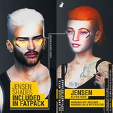 lock&tuft - jensen natural