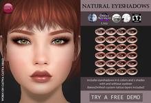 Izzie's - Natural Eyeshadows