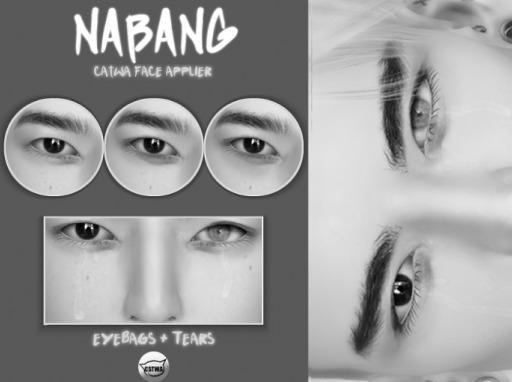 Nabang. Eyebags + Tears -DEMO-