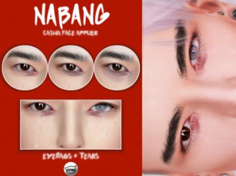 Nabang. Eyebags + Tears